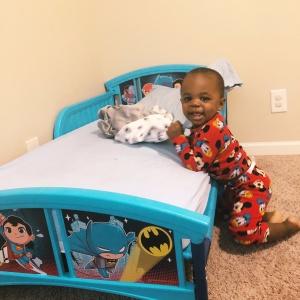 toddler bed WordPress